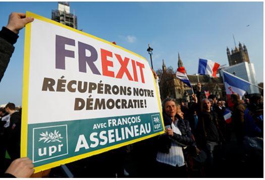 Европе предрекли Frexit 1