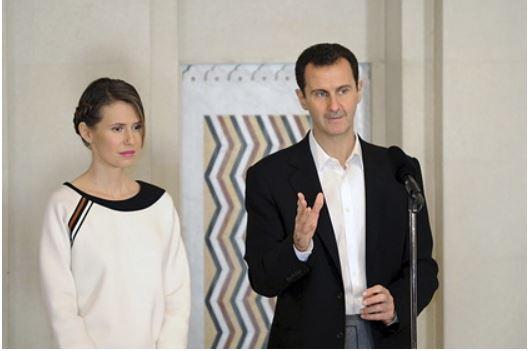 В Великобритании начали расследование против жены Асада 1