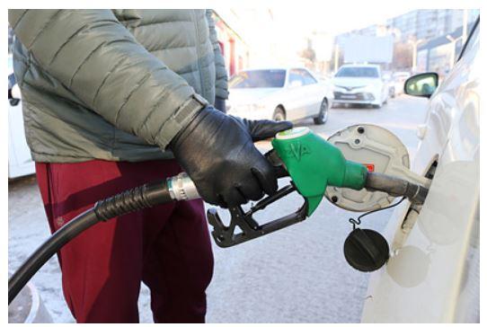 В России договорились о сдерживании цен на бензин с 1 мая 1