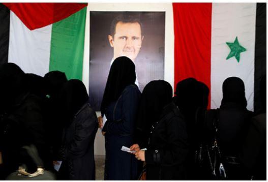 На Западе отказались признавать выборы в Сирии 1