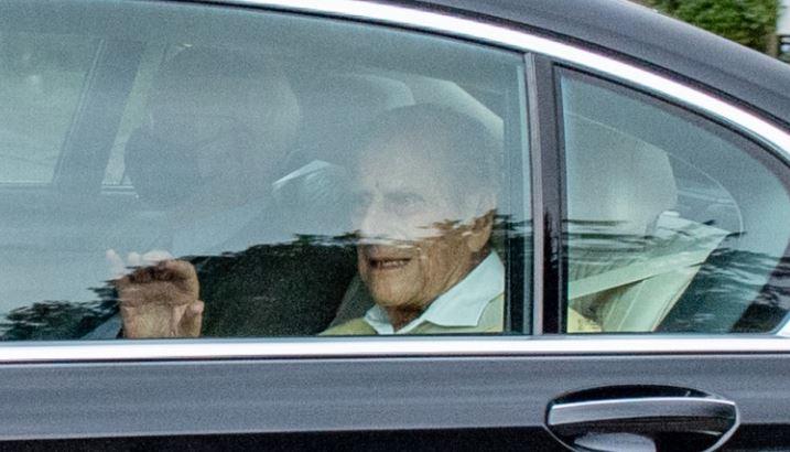 Британцев испугал внешний вид принца Филиппа после выписки из больницы 1