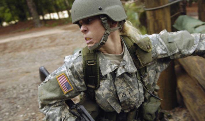Американские аналитики назвали девять преимуществ солдат-женщин 1
