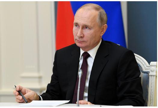 Активистка из США позвала Путина на интервью 1