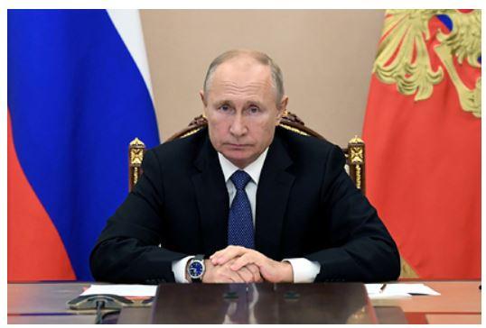 В Турции назвали Путина «убийцей гегемонии США» 1