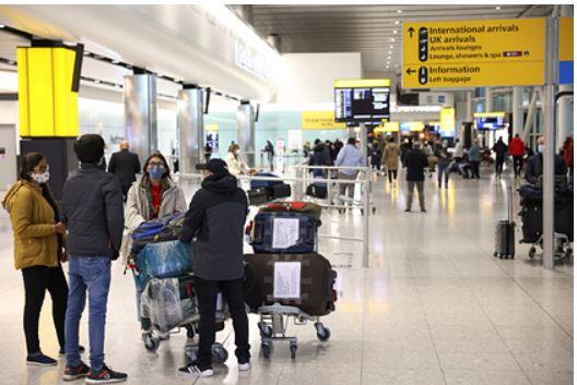 Британцам запретят отдыхать за границей