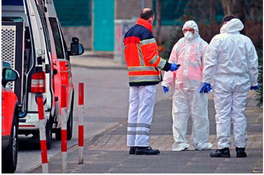 В Германии рассказали о новой пандемии 1