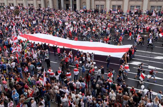 Белорусские власти опубликуют списки «предателей» 1