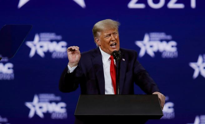 Daily Mail: Трамп посетовал на превращение США в коммунистическую страну