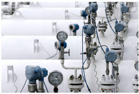 В Европе рекордно истощились запасы газа