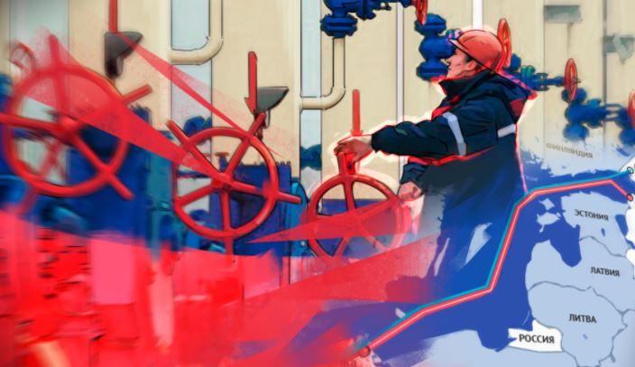 Эксперт оценил борьбу Украины и Эстонии с газопроводом «Северный поток — 2»