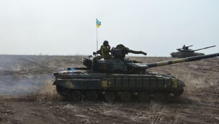 Аналитики NI указали на риски начала большой войны между Украиной и Россией