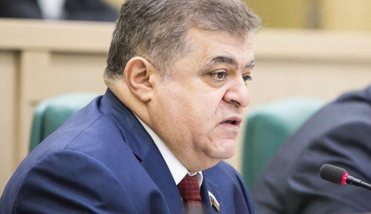 Джабаров заявил, что США не сдержат Россию и Китай миллиардами долларов