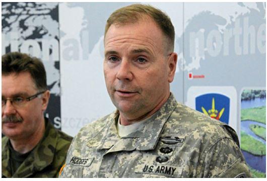 Американский генерал заявил о желании России «захватить Бердянск»