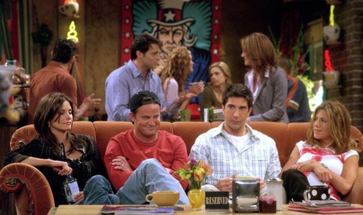 Новую серию «Друзей» сняли спустя 20 лет после закрытия сериала