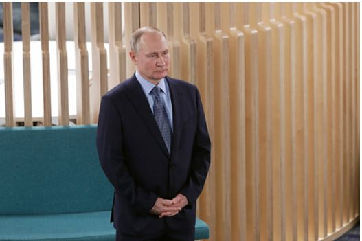 Названо вероятное место встречи Путина и Байдена
