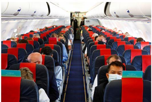 Выявлен способ избежать заражения коронавирусом на борту самолета