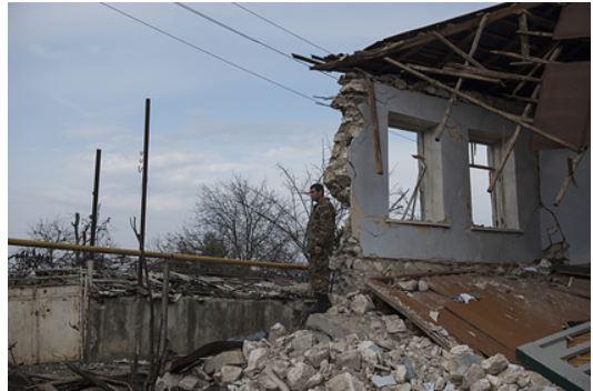 Нагорный Карабах заявил об отсутствии мира с Азербайджаном
