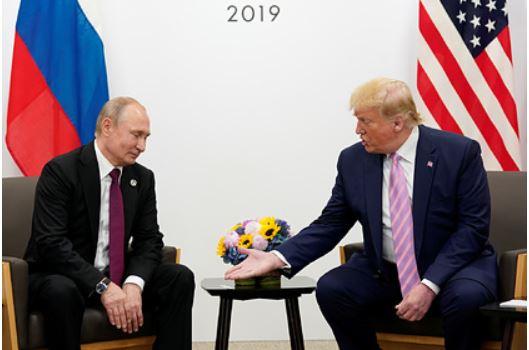 Трамп рассказал о плюсах взаимной симпатии с Путиным