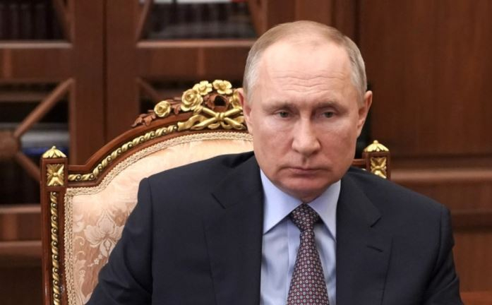 США сочли идеи Путина прогрессивными