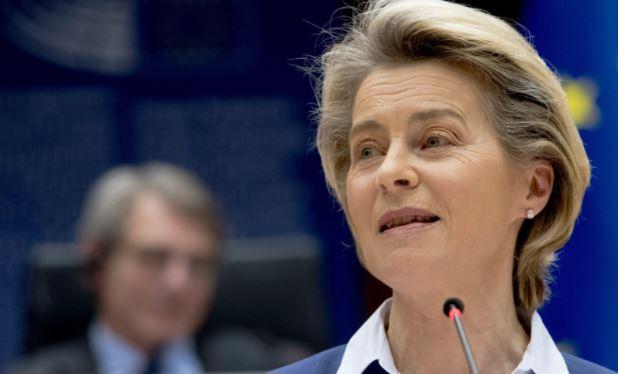 Урсула фон дер Ляйен почувствовала себя одинокой женщиной на диване Эрдогана
