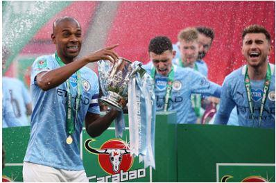 «Манчестер Сити» в восьмой раз завоевал Кубок Лиги