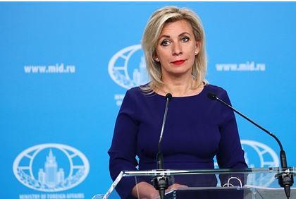 Захарова рассказала о подготовке к отключению России от SWIFT