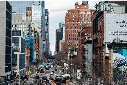 Россиянин пойдет в мэры Нью-Йорка