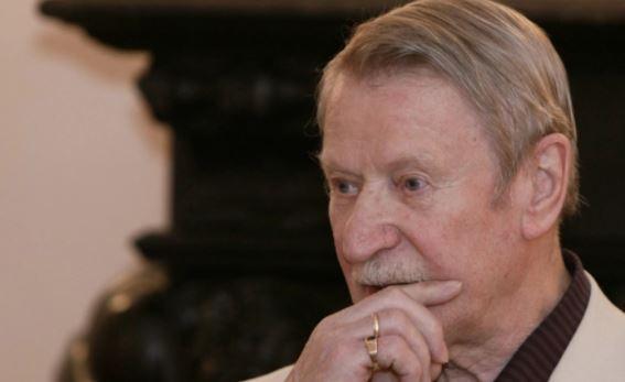 Народный артист Иван Краско собрался в ЗАГС в пятый раз на 91-м году жизни