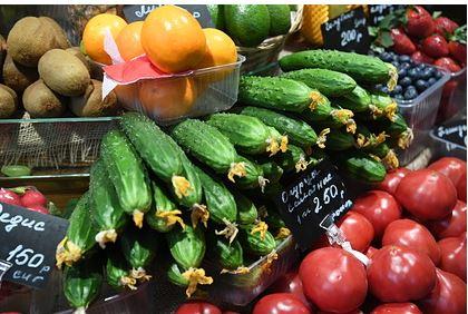 В России выросли цены на яйца и овощи