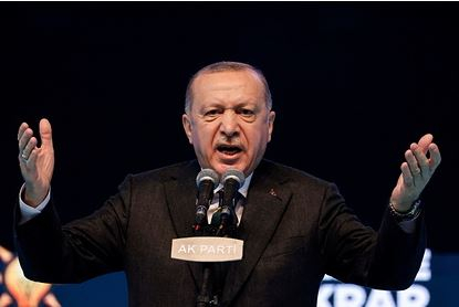 Эрдоган захотел «преподать урок» Израилю