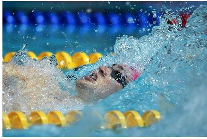 Российский пловец установил мировой рекорд