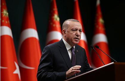 В США осудили Эрдогана
