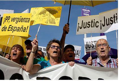 В Испании разработали курс реабилитации для хронических коррупционеров