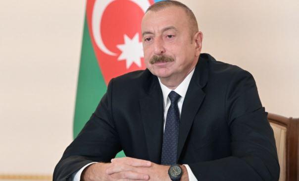 Президент Азербайджана заявил о заинтересованности Баку в американской военной технике