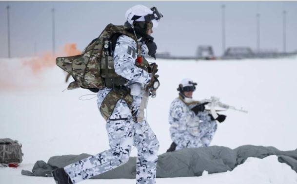 Американцы рассказали, каким «смертоносным набором» Россия будет воевать с США в Арктике
