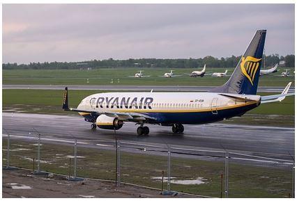 Литва возбудила уголовное дело из-за захвата самолета Ryanair