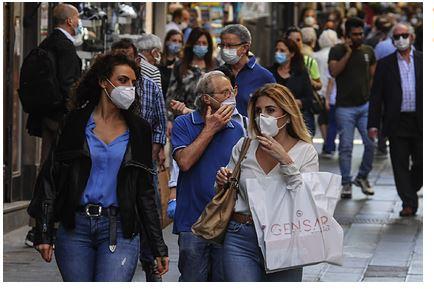 Раскрыта истинная эффективность масок в борьбе с коронавирусом