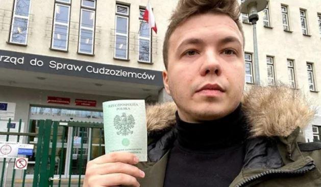 Адвокат не смог встретиться с Протасевичем