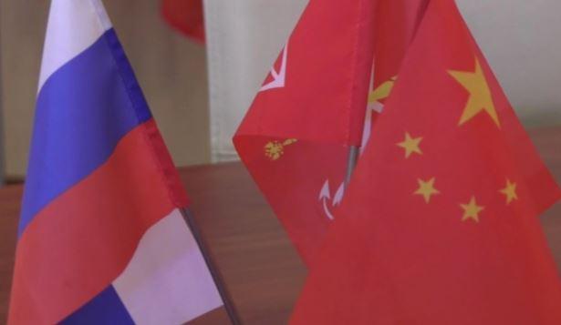 Великобритания обеспокоилась сближением России и Китая
