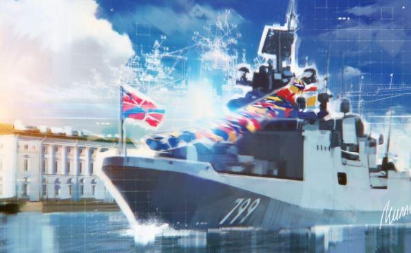 В Китае рассказали, как Россия отправила на «американский порог» 50 военных кораблей