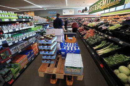 В Европе рекордно выросли цены