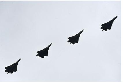 Российский Су-57 захотели купить пять стран