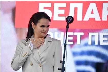 Тихановскую позвали выступить в Сенате США