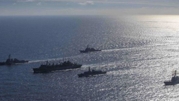 Британцам не понравилась идея присоединиться к морским учениям НАТО