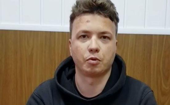 Протасевич рассказал о планах на будущее и расплакался