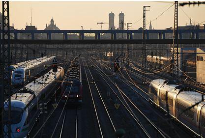 Поезда в Германии полностью переведут на энергию от ветра и солнца