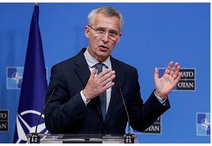Генсек НАТО увидел «серьезный вызов» в усилении сотрудничества России и Китая