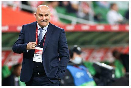 Черчесов назвал минусы в игре сборной России с Болгарией
