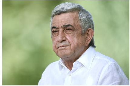 Бывший президент Армении пригрозил Пашиняну компроматом