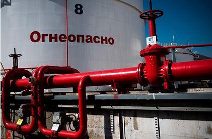 Доходы России от продажи нефти упали